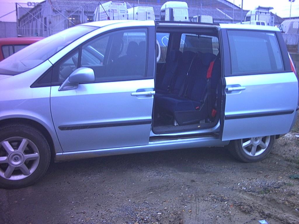 Vehículo de ocasión FIAT ULYSES
