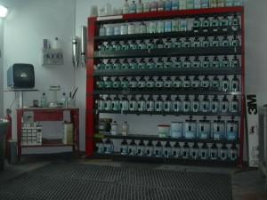 Laboratorio de colorimetría ajustada|Instalaciones modernas