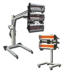 Sistemas de secado por infrarojos|Instalaciones modernas