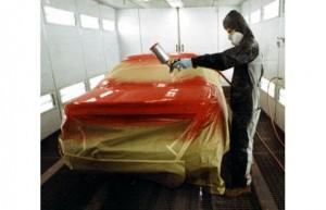 Proceso general de pintado del automóvil Nuestros servicios chapa y pintura